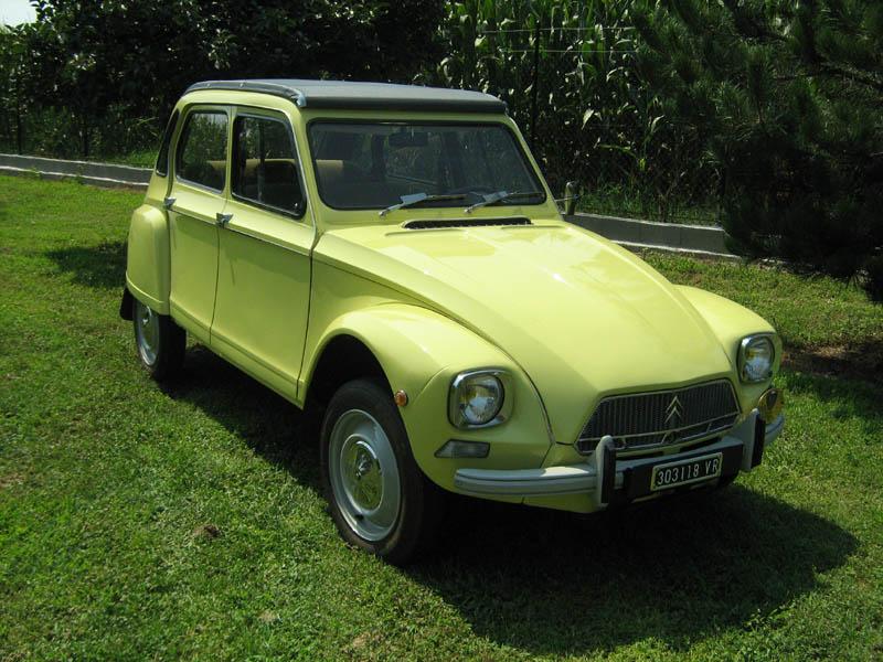 citroen 2cv in vendita